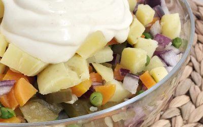 Maionese vegana fatta in casa – ricetta base