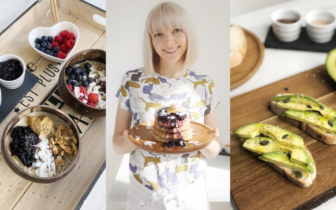 5 idee di colazione sana e veloce