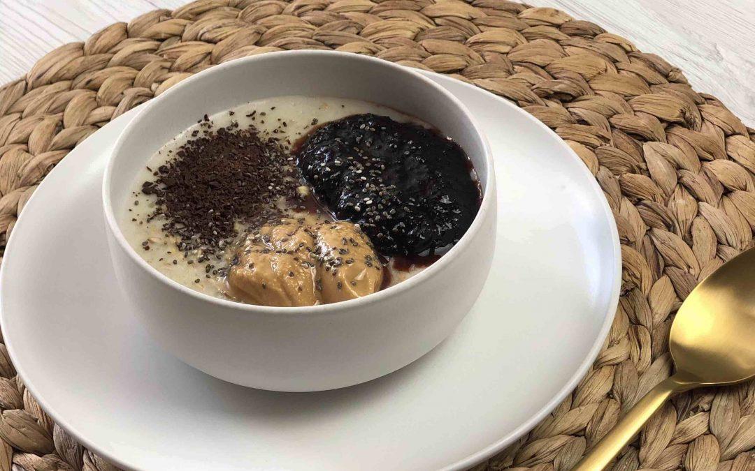 porridge | ricetta base