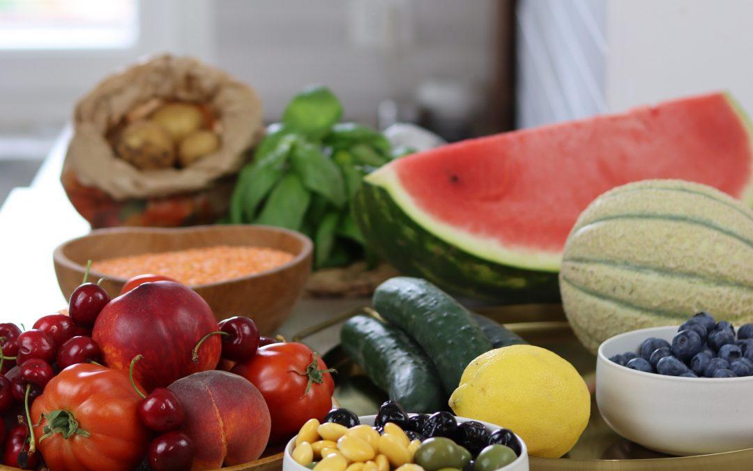 5 libri di alimentazione vegetale